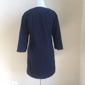 JCrew Linen dress or swim cover up